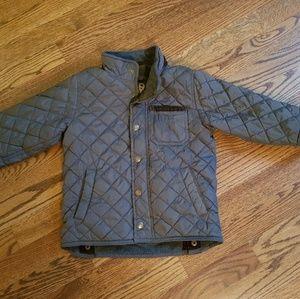 💕Baby Gap Fleece Lined Quilted Jacket sz 3 💕